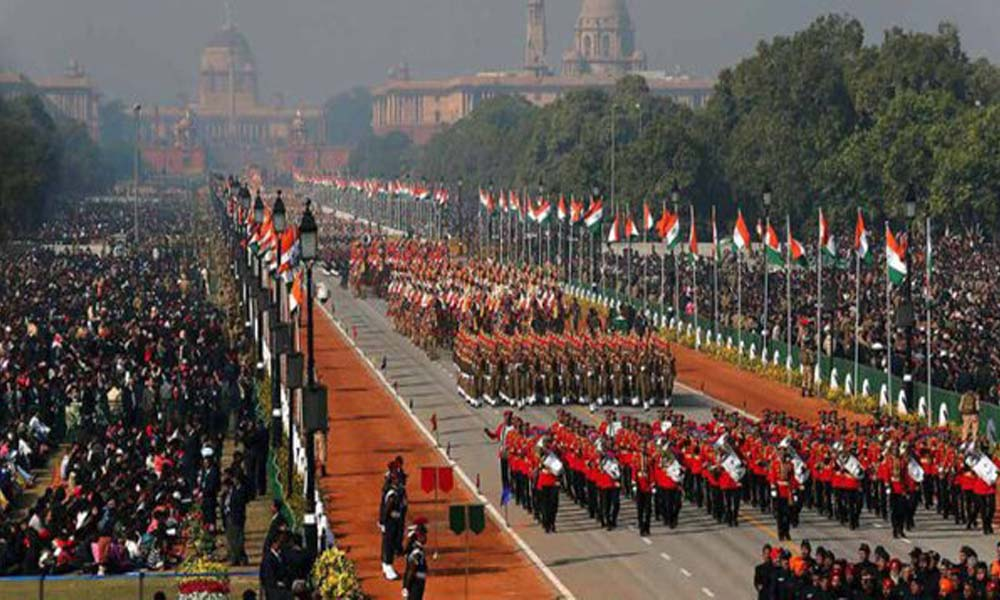 Delhi, 26th Jan 2016: 67th Republic Day: India displays military might, cultural diversity at Rajpath
