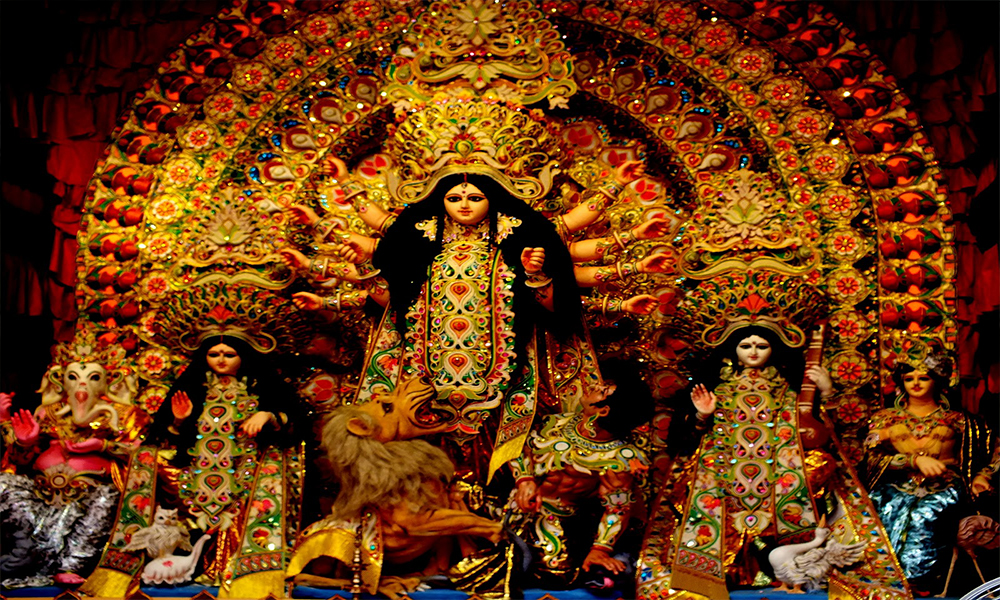 10 Oct. 16:  Celebrating Maha Navami Durga Puja