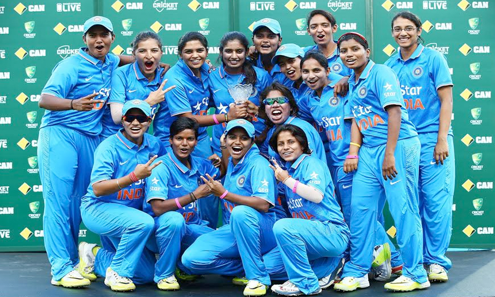 5th Dec.16: Indian women`s cricket team defeats Pakistan to win Asia Cup T20 title