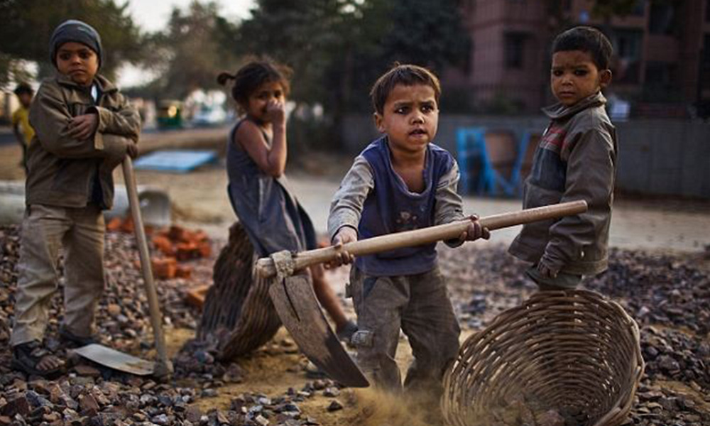 Delhi, 12 June 2016: World Day Against Child Labour is being observed today.