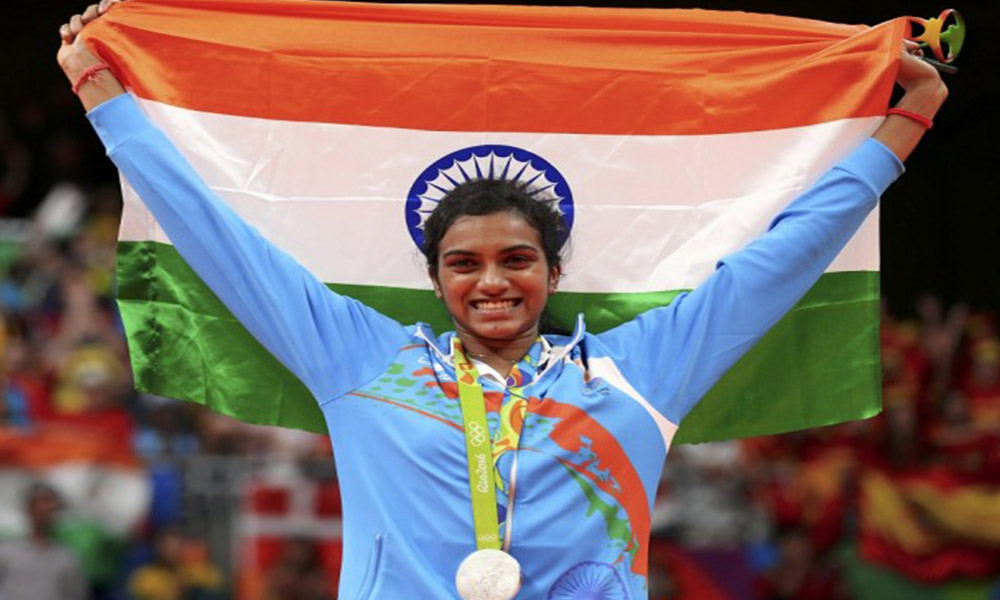 Rio, 20th August 2016:  PV Sindhu? Scripts History Becomes First Indian Woman to Win Olympic Silver Medal.