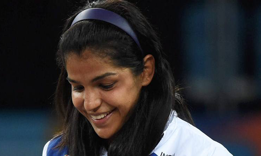 Haryana, 24 Aug. 2016: Haryana Government announced Sakshi Malik as the brand ambassador of `Beti Bachao, Beti Badhao`
