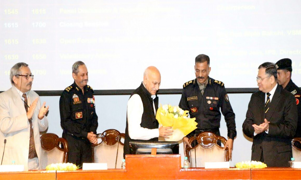 Delhi, 9th Feb.2017: Minister of State for External Affairs Shri M. J. Akbar to deliver keynote address at the 17th International NSG Seminar