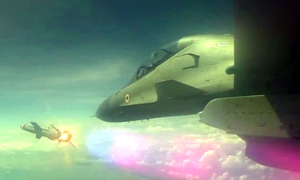 The Defence Research and Development Organisation (DRDO) successfully flight tested the Beyond Visual Range Air-to-Air Missile (BVRAAM) 'Astra' from Su-30 MKI platform off the coast of Chandipur, Odisha.