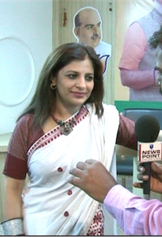 In conversation with BJP leader Shazia Ilmi