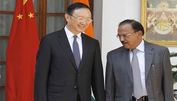 NSA Ajit Doval arrives in Beijing to meet Chinese officials, amid Sikkim standoff