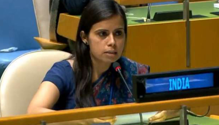India at UNGA: Pakistan has become a land of 'pure terror'