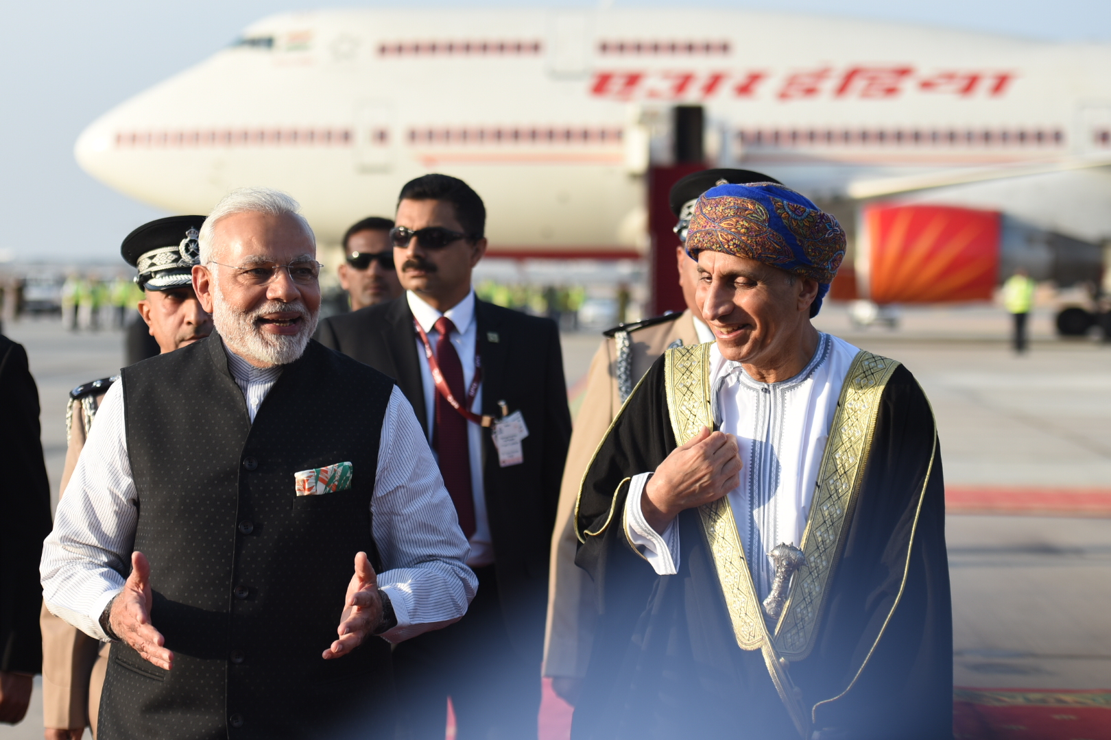 PM Narendra Modi in Oman: Business meet with CEOs on agenda today