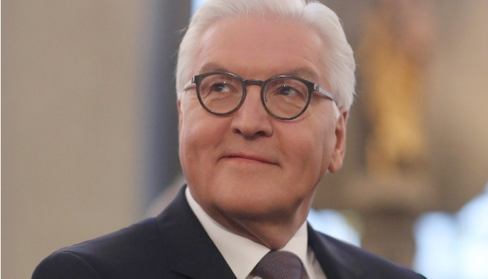 German President Steinmeier to visit India from March 22