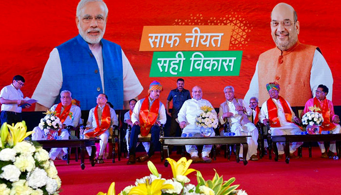 BJP will form government in Rajasthan: Union I&B Minister Rathore