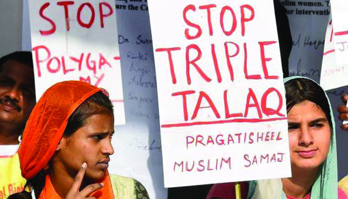 Triple Talaq Bill expected to be taken up in Rajya Sabha.