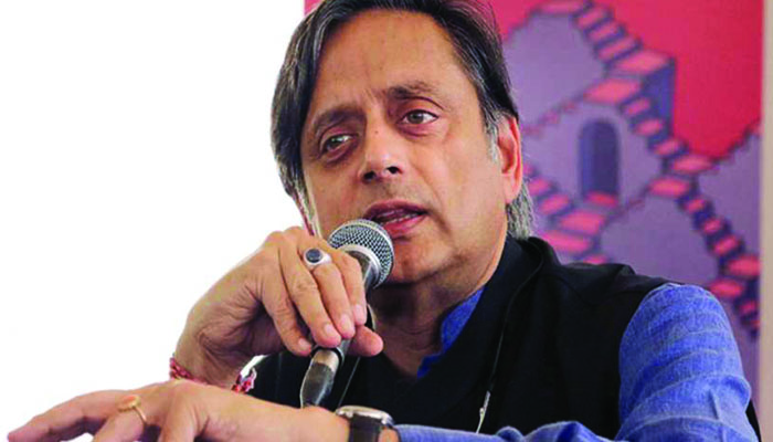 On Tharoor`s latest headgear remark, many union ministers call for apology