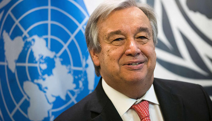 UN Secretary-General to visit India in October