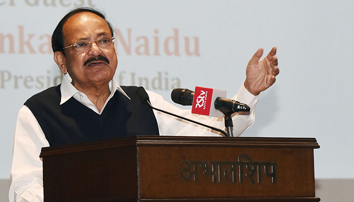 Development of villages is an essential precondition to development of the nation: M. Venkaiah Naidu