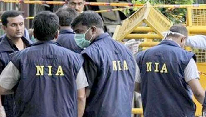 NIA raids eight places across five states over terror funding