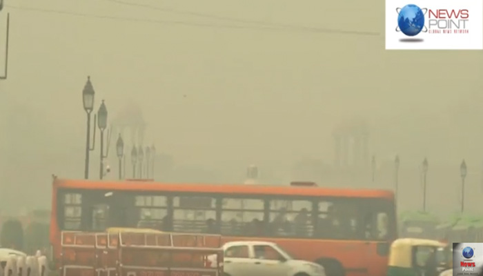 Delhi's pollution likely to enter 'emergency' zone today, Watch a report from India Gate