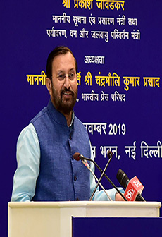 Fake news more dangerous than paid news, must be tackled in an efficient manner: Prakash Javadekar