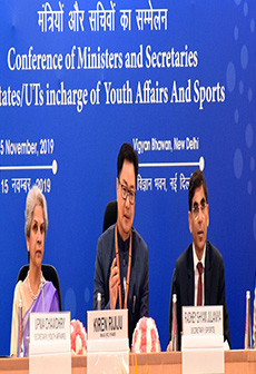 India is fast emerging as sporting power house: Sports Minister Kiren Rijiju