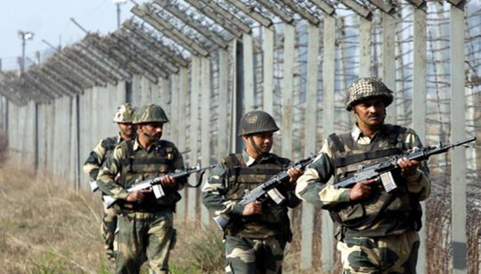 Pak again violates ceasefire; resorts to indiscriminate firing in J&K`s Poonch