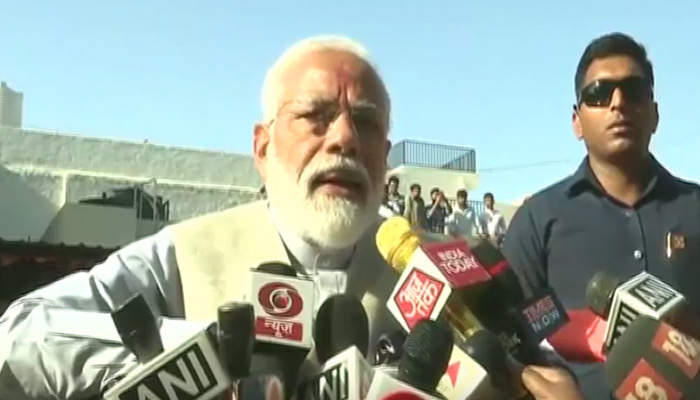 Loksabha Election 2019: Voter ID much more powerful than IED, says PM Narendra Modi