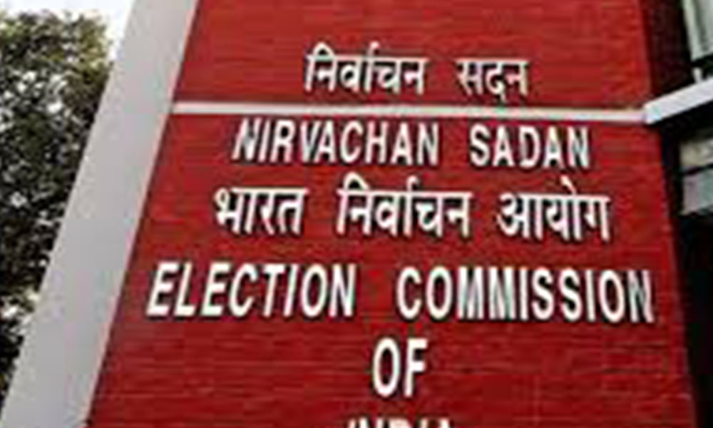 EC issues to 3 media houses for displaying poll surveys predicting results of LS polls