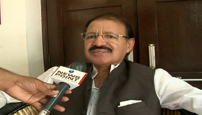 Exit Polls Are All Wrong, Says Rashid Alvi