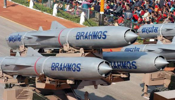 Indian Army successfully test fires BrahMos supersonic cruise missile