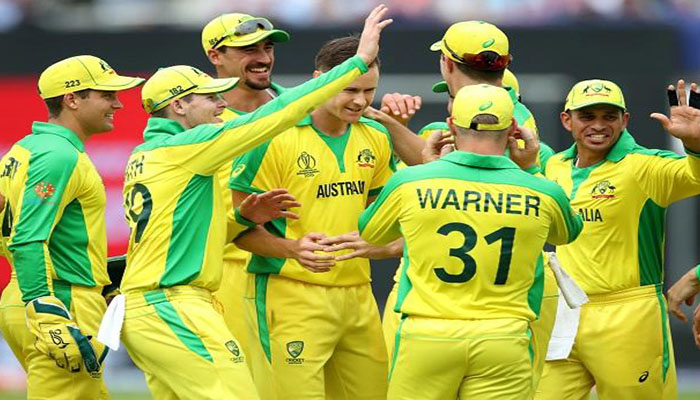 ICC World Cup2019: Australia beat England by 64 runs