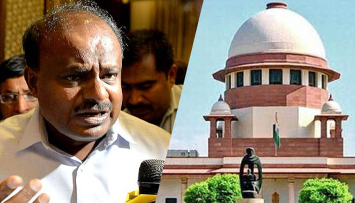 Can't force rebel MLAs to participate in trust vote tomorrow, rules SC