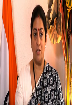 Highest priorities for Govt to ensure gender parity in all aspects of life, Smriti Irani At UNGA