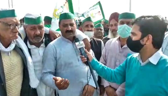 Farmers spoke on #BharatBandh, demands complete roll back of farm laws