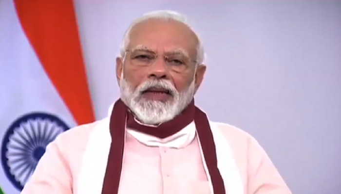 #Covid19: PM addresses nation; announces economic relief package worth ₹20 lakh cr