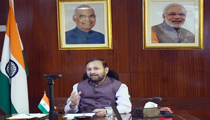 Our emissions intensity has reduced by 21 percent- Javadekar