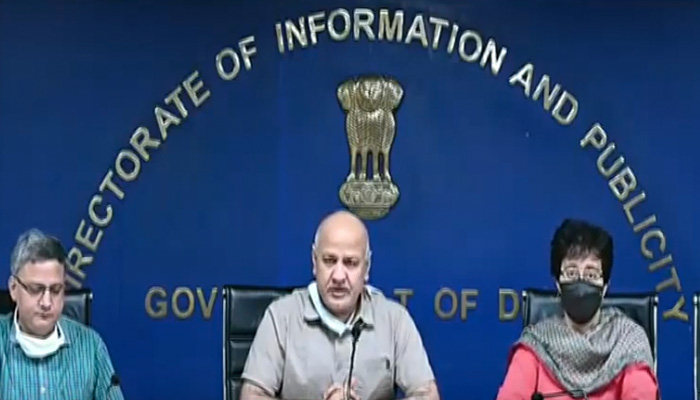 Silent on how to achieve reforms': Sisodia on National Education Policy