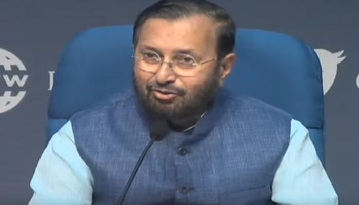 Prakash Javadekar briefs media on #CabinetDecisions