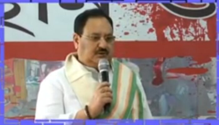 We will remove political violence from Bengal- JP Nadda
